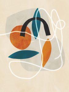 Mod Abstract III