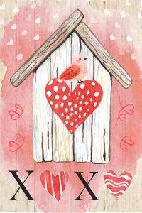 XO Birdhouse