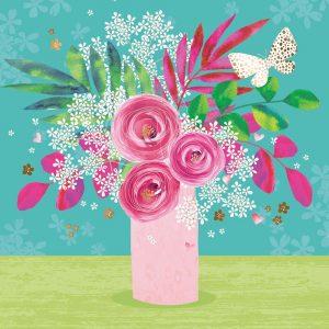 Floral in Vase