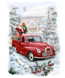 Santas Ride II