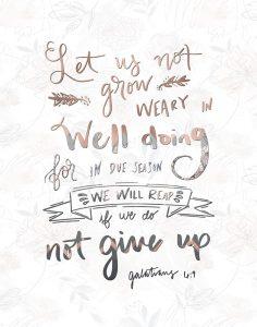 Galatians 6-9