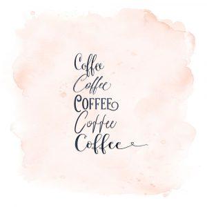 Coffee x 5