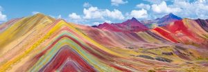 Vinicunca Rainbow Mountain, Peru