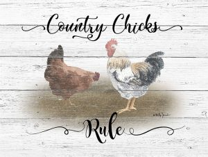 County Chicks Rule