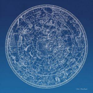 Constellations Map II