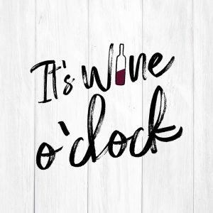 Its Wine Oclock