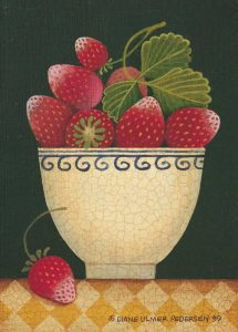 Cup O Strawberries