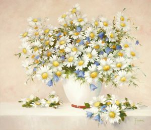 Medley With Daisies