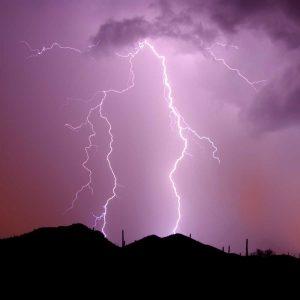 Summer Lightning I