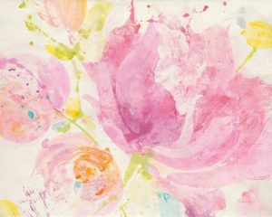 Spring Abstracts Florals II