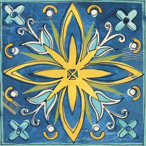 Tuscan Sun Tile I
