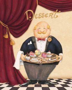 The Waiter – Dessert