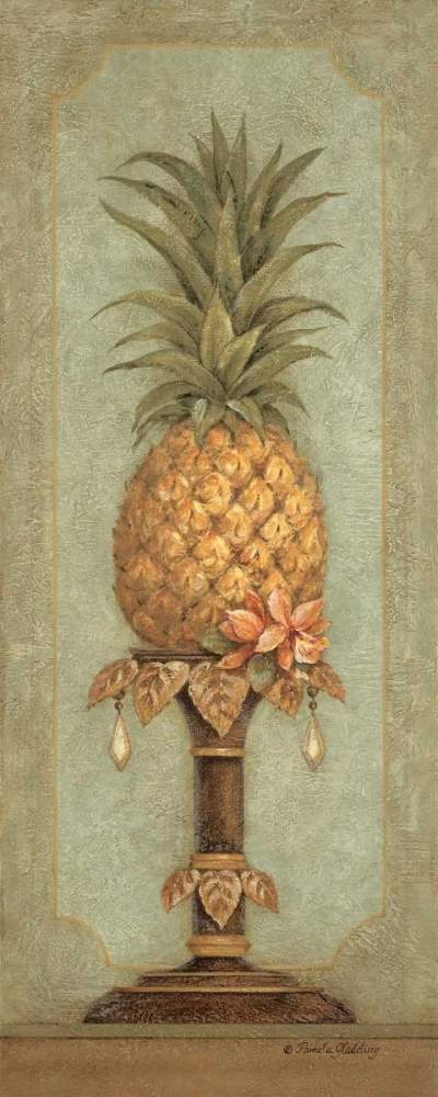Pineapple and Pearls I