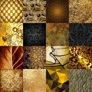 Tiles Decor Gold