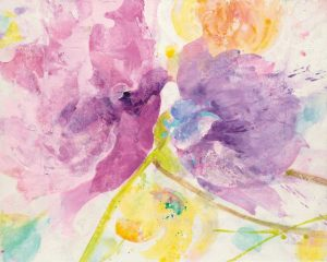 Spring Abstracts Florals I