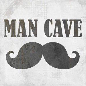 Man Cave Mustache