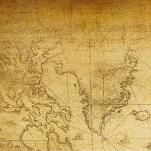 Vintage Map A
