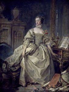La Madame De Pompadour
