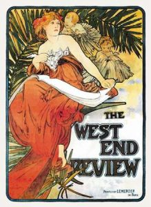 The West End Review, 1898