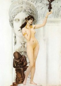 Allegory Of Sculpture 1889