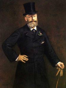 Portrait of M. Antonin Proust, 1880