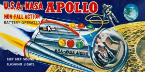 U.S.A. – NASA Apollo