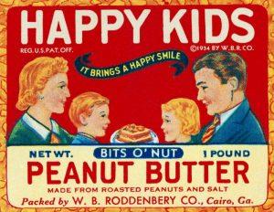 Happy Kids Bits o  Nut Peanut Butter