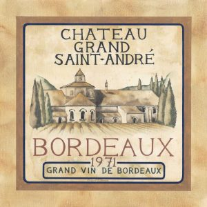 Bordeaux 1971