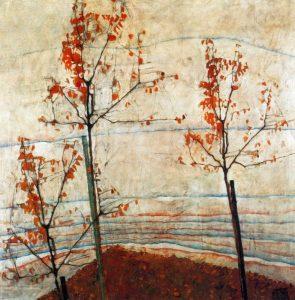 Autumn Trees 1911