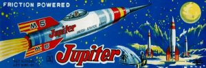 Friction Powered Jupiter M-5