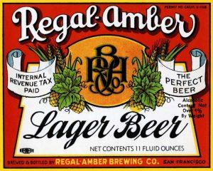 Regal-Amber Lager Beer