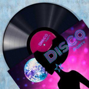 Vinyl Club- Disco