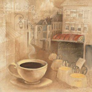 Cafe de Paris I