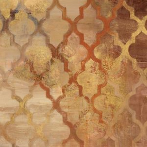 Gilded Rocking Moroccan
