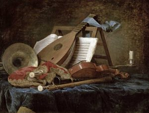 The Attributes of Music