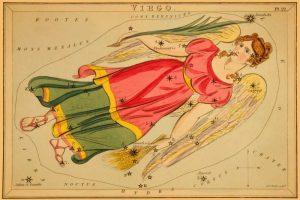 Virgo, 1825