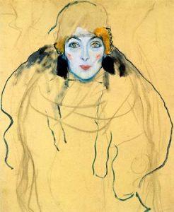 Portrait Of A Woman 1918