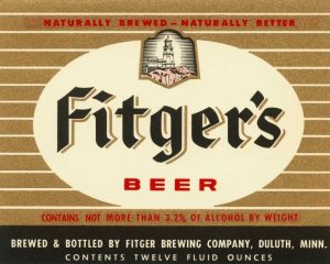 Fitgers Beer
