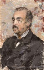 Portrait of Julien de la Rochenoire