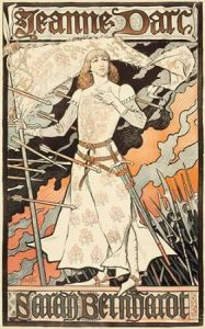 Jeanne dArc-Sarah Bernhardt