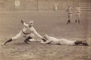 Arthur Irwin And Tommy Mccarthy, Philadelphia Quakers