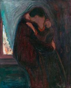 The Kiss, 1897