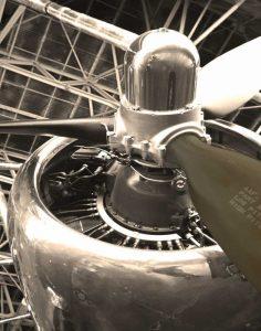 DC 4 Aircraft