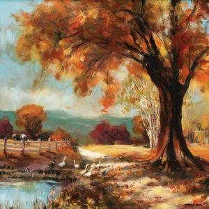 Autumn Lingers