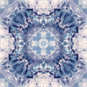 Indigo Gem Kaleidoscope