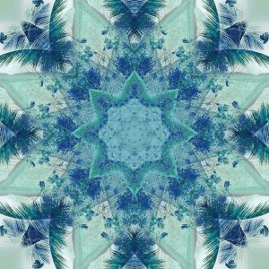 Kaleidoscope Tropic Blues
