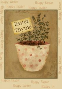 Easter Thyme