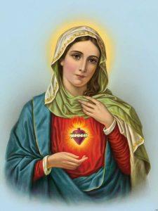 Hl. Herz Mariae