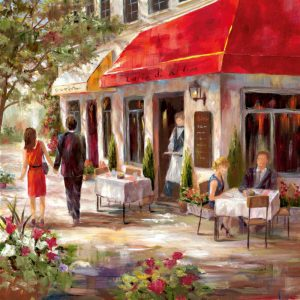 Cafe Afternoon II