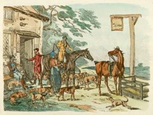 Hunters Before Hunting, 1817
